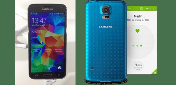 Samsung S5 MWC