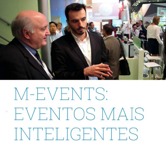 -M- events em destaque na entrevista concedida à revista Event Point