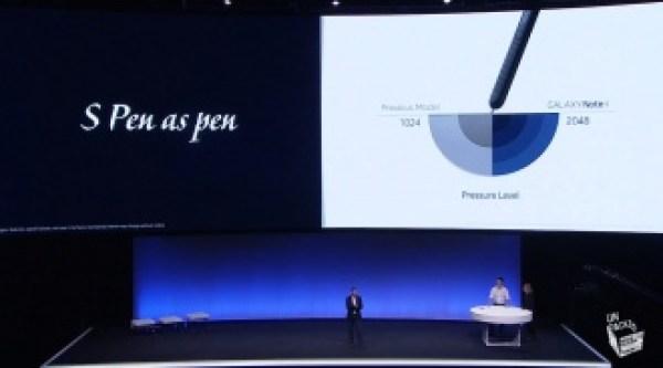 Galaxy S pen