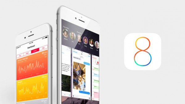 ios8 iphone 6
