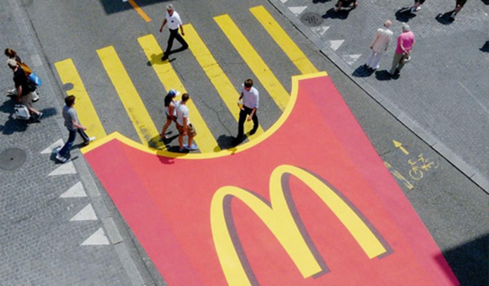 8 das melhores campanhas de Marketing de Guerrilha de sempre