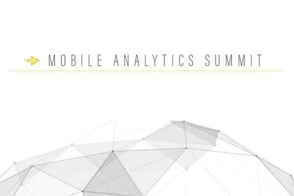 Mobile Analytics Summit - um evento online para o Mobile Marketing!