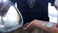 Smart Skin – a Tatuagem Eletrónica Feita de Nanomateriais