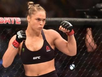 Ronda Rousey (photo credit Jason da Silva © USA Today Sports)