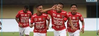 Bali United Vs Mitra Kukar
