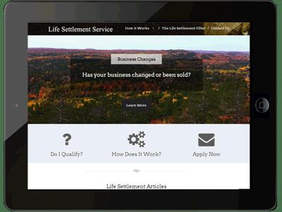 Life Settlement Service