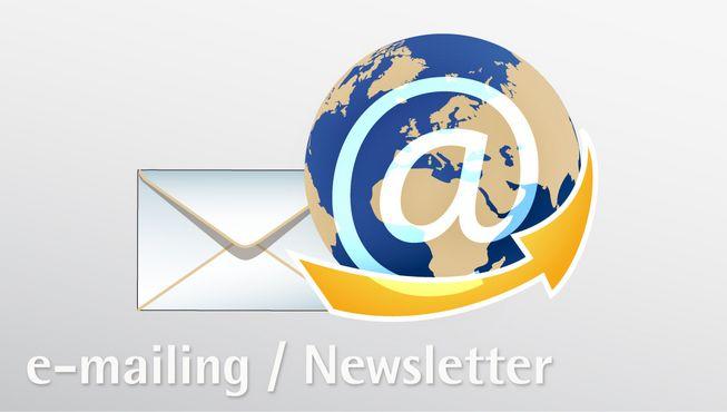 e-mailing / Newsletter