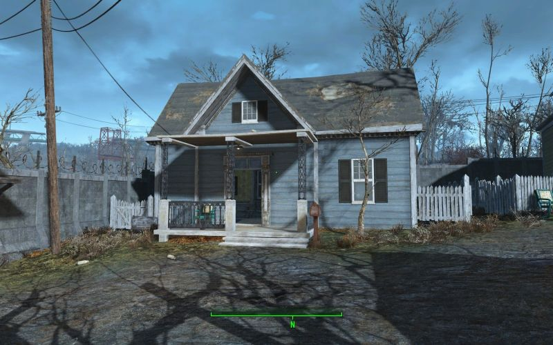 Large Of Fallout 4 House