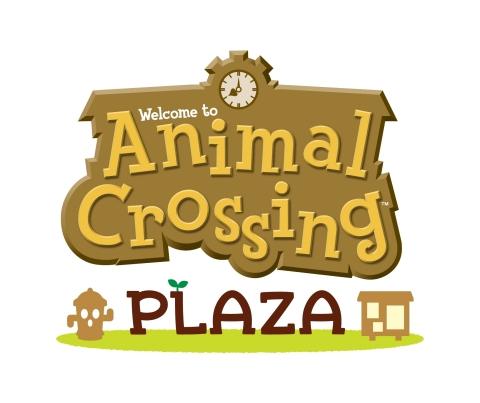 Animal Crossing Plaza Logo (Photo: Business Wire)