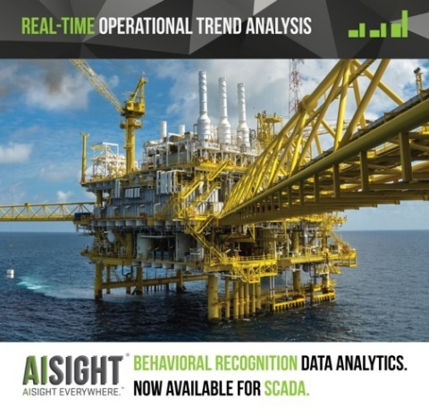 AISight(R), the artificial intelligence analytics solution that teaches itself to recognize and aler ...