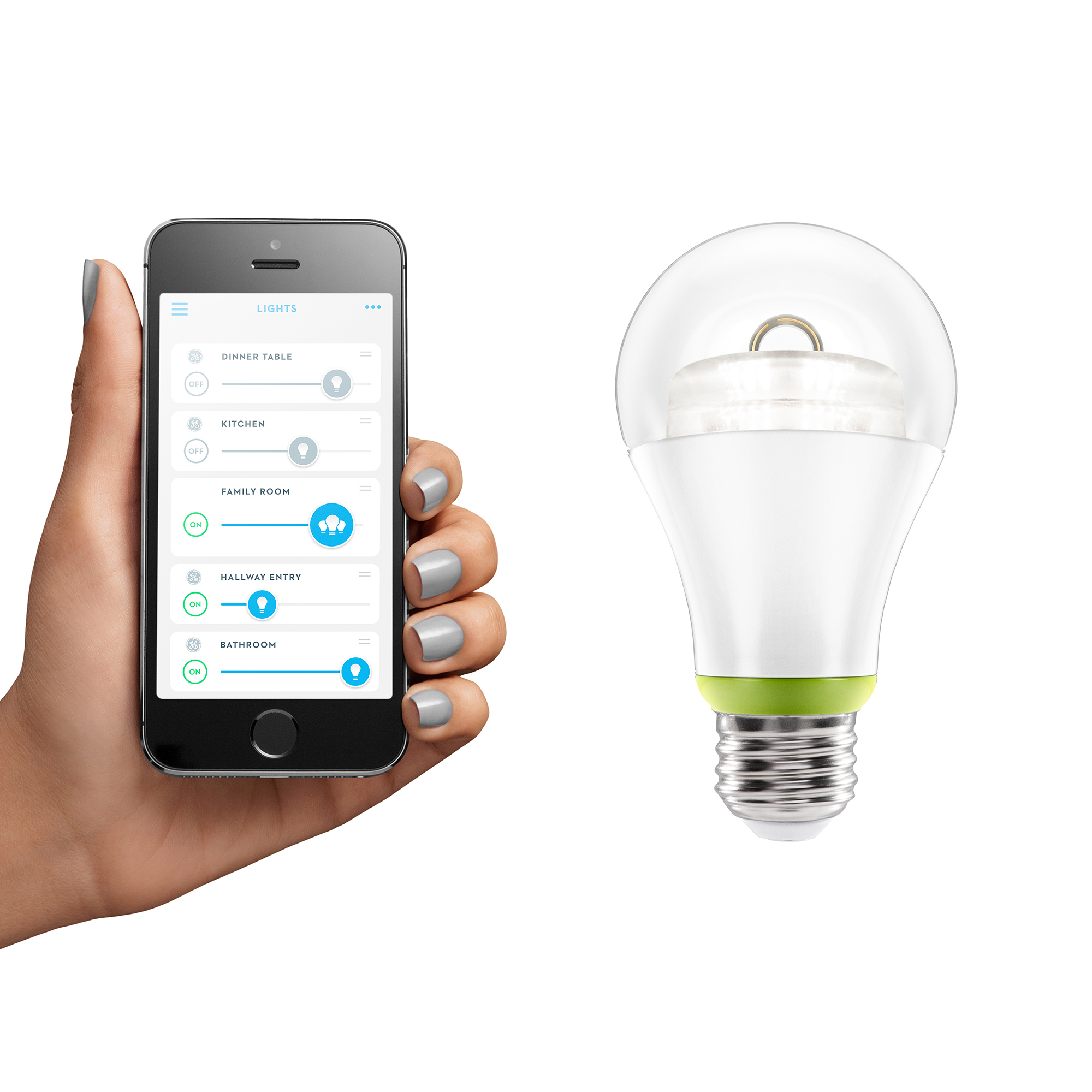 Floor Ge Announces Link Connected An Easy Way To Light Up Your Home Business Wire Ge Announces Link Connected An Easy Way To Light houzz 01 Affordable Quality Lighting
