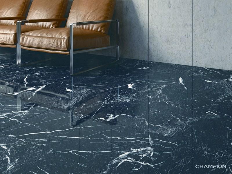 Large Of Black Marble Tile