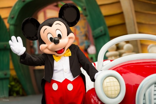 Medium Of Picture Of Mickey Mouse