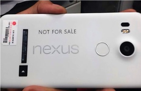 new nexus 5 image purportedly leaked in google+ community