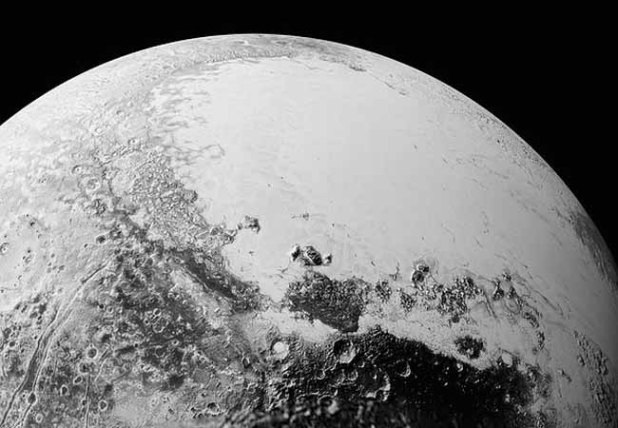 NASA Uses New Horizons To Take Startling New Pictures Of Pluto