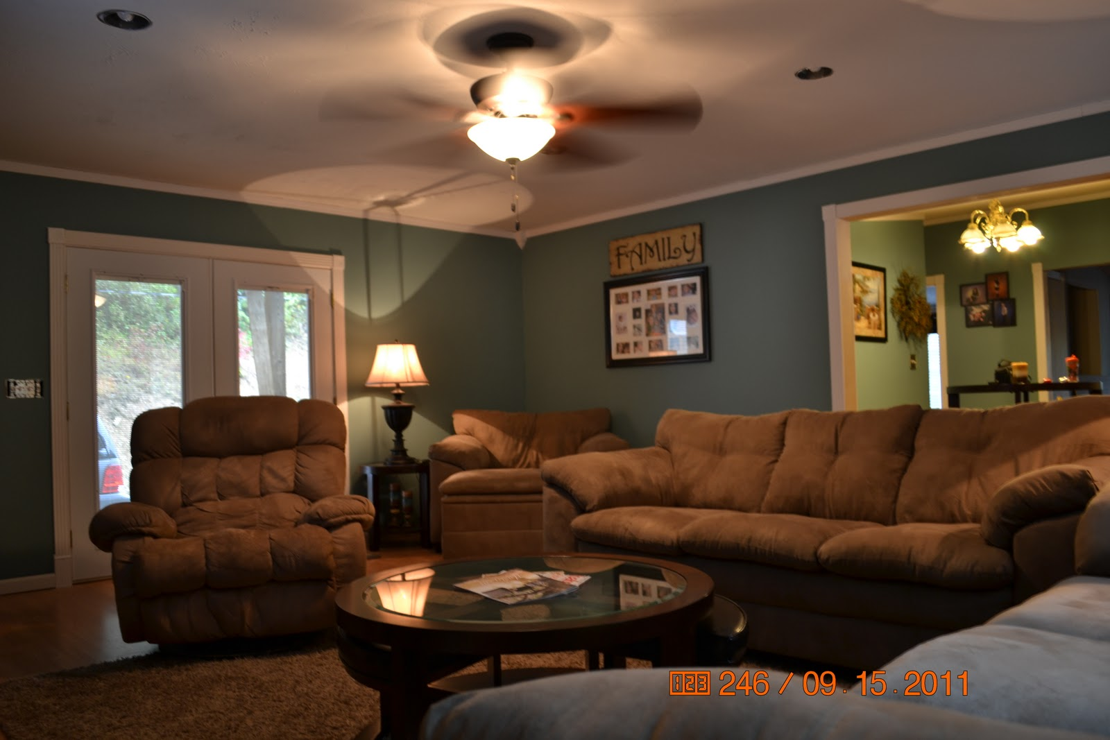 featured home adding an addition mobile home kitchen remodel a huge kitchen and dining area The double wide is now an amazingly spacious and gorgeous home Of course it was very nice before all the additions