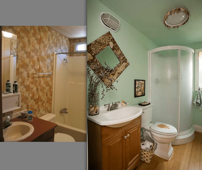 Remodeling Mobile Homes Before And After Joy Studio Design Gallery Best Design