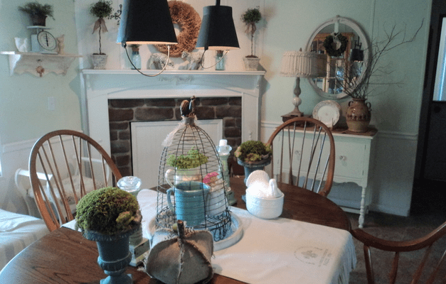 farmhouse style manufactured home kitchen makeover