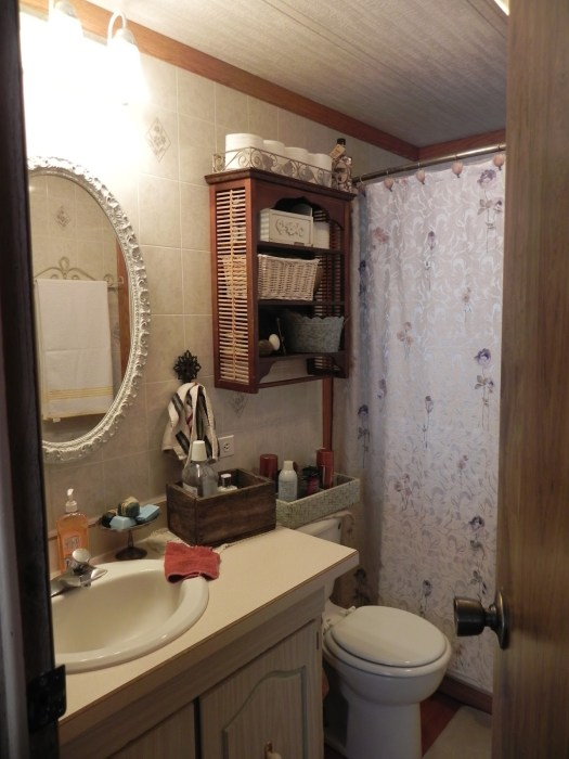 bathroom - double wide makeover ideas
