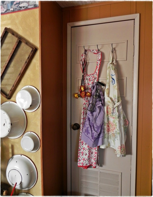 Single Wide Interior Doors : Shannon s shabby chic double wide makeover
