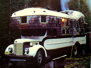 Drivable Vintage Mobile Homes