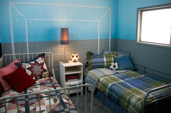 mobile home kids bedroom ideas - boys
