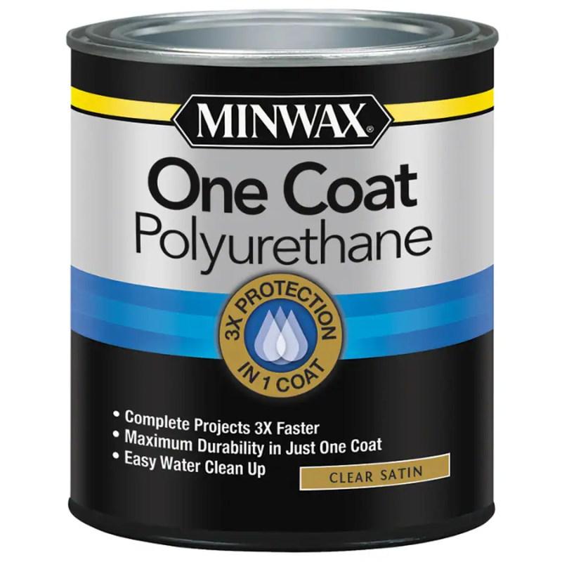 Large Of Polyurethane Over Paint