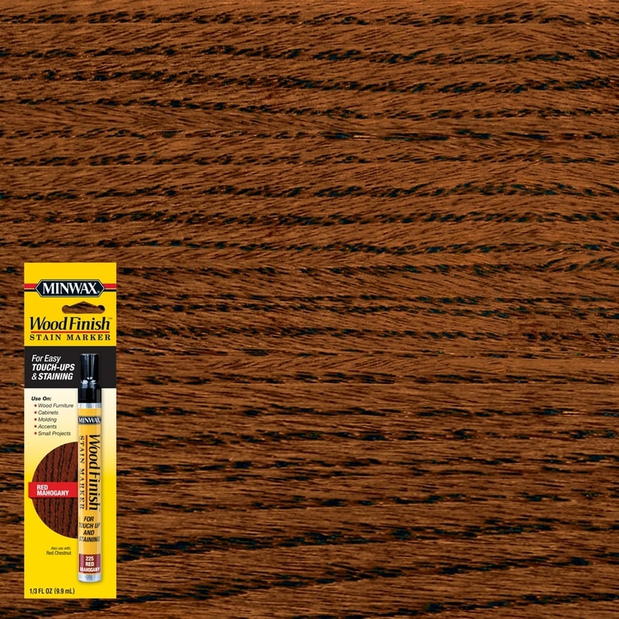 Formidable Minwax Wood Finish Red Oak Stain Marker Shop Minwax Wood Finish Red Oak Stain Marker At Red Mahogany Stain Kitchen Cabinets Red Mahogany Stain On Cedar houzz-03 Red Mahogany Stain