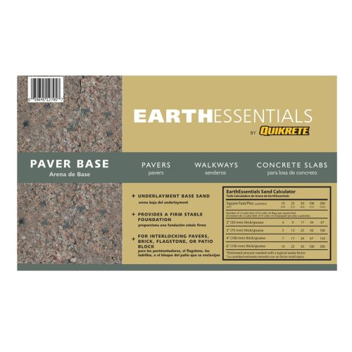 Medium Of Sand For Pavers
