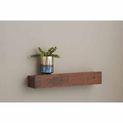 Medium Of Hang Shelves On Wall