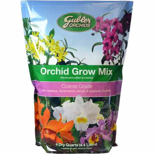 Medium Of Orchid Potting Mix