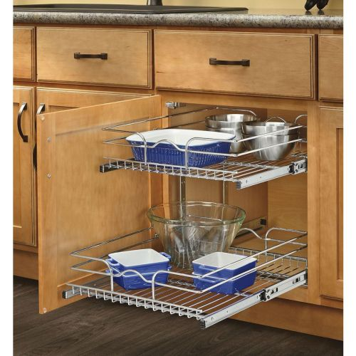 kitchen cabinet shelving kitchen cabinet shelves Cabinet Organizers At Lowes