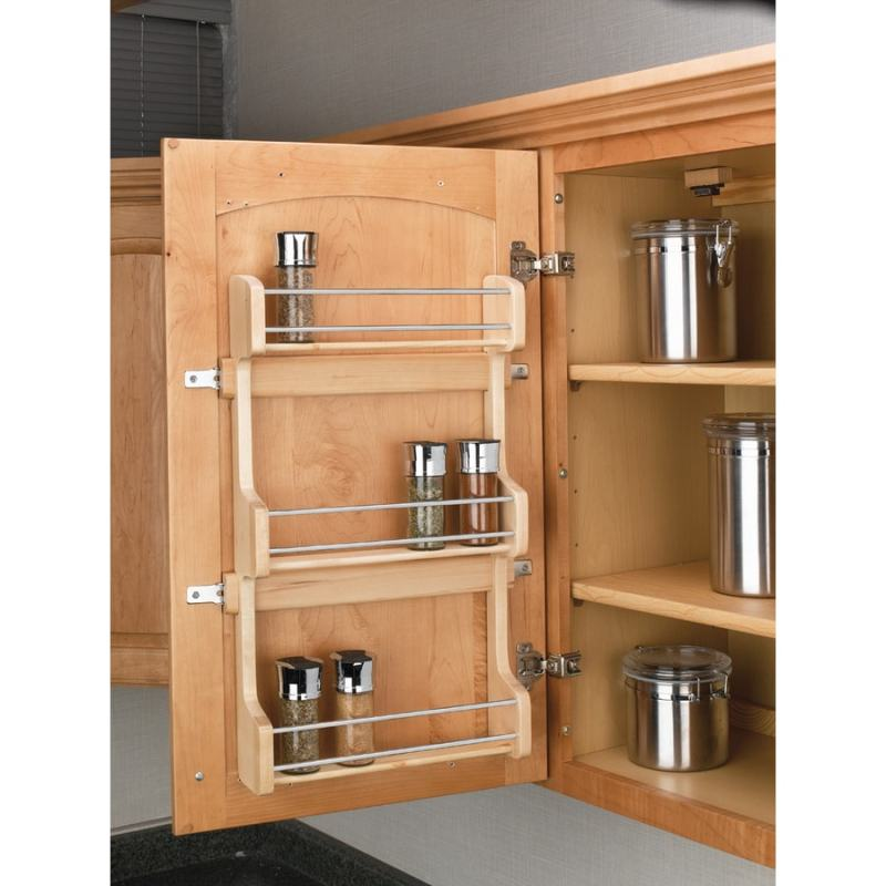 Large Of Wall Mount Spice Rack