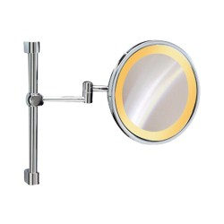 Small Of Wall Mounted Makeup Mirror