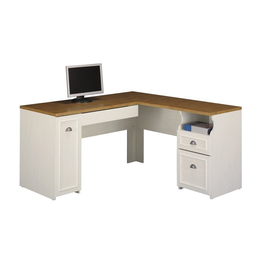 Fullsize Of White L Shaped Desk