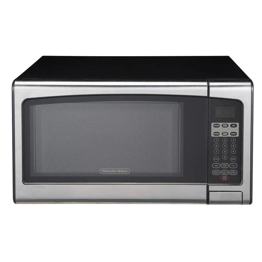 Unique Proctor Silex Ft Counter Microwave Shop Proctor Silex Ft Counter Microwave 1000 Watt Microwave Current Draw 1000 Watt Microwave Australia houzz-03 1000 Watt Microwave