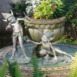 Small Of The Garden Fairy