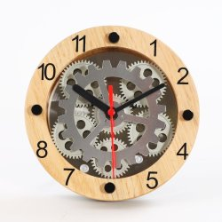 Small Crop Of Clock Gears Images