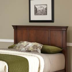 Groovy Home Styles Aspen Rustic Cherry Headboard Shop Home Styles Aspen Rustic Cherry Headboard At Home Styles Bedroom Furniture Sets Home Styles Naples Bedroom Furniture