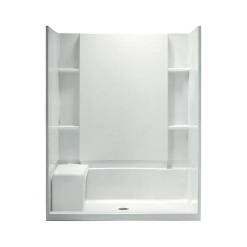 Medium Crop Of Fiberglass Shower Stalls