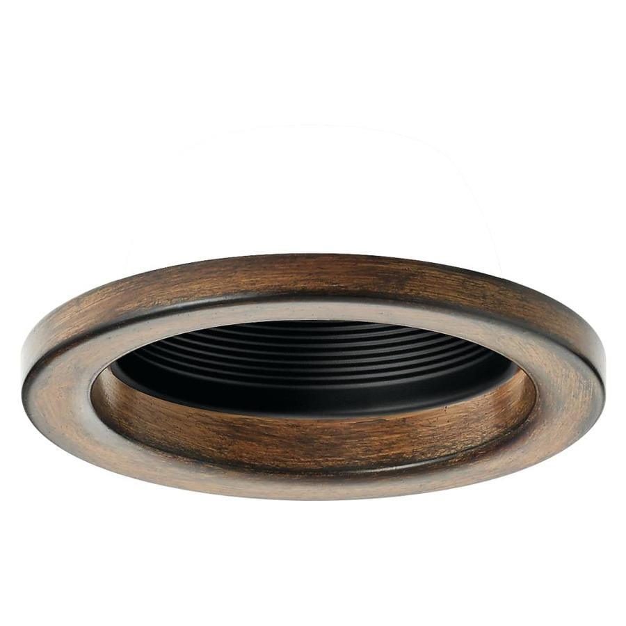 Scenic Wood Baffle Recessed Light Housing Shop Kichler Barrington Distressed Black Kichler Barrington Distressed Black Wood Baffle Recessed Lowes Recessed Lighting Installation Lowes Recessed Lighting houzz-03 Lowes Recessed Lighting
