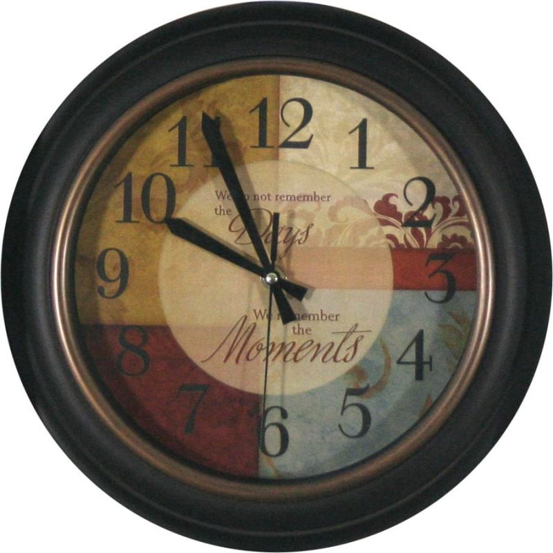 Large Of Electric Plug In Wall Clocks