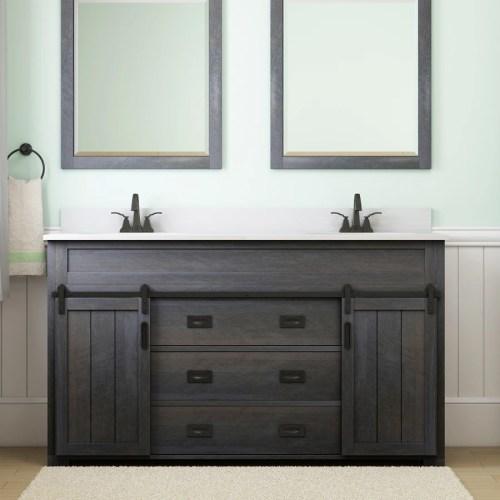 Medium Crop Of Lowes Bathroom Vanities