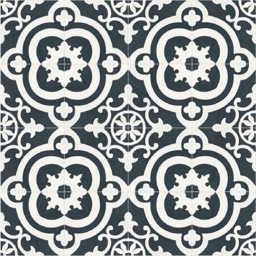 Medium Crop Of Black And White Tile