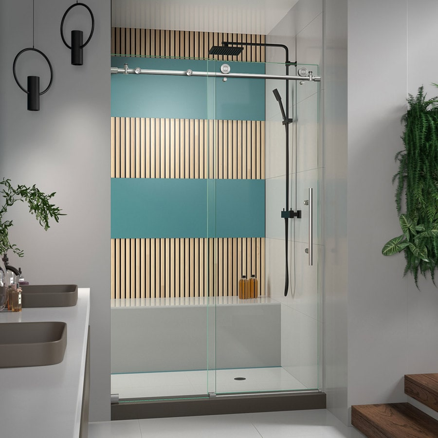 Fullsize Of Frameless Pivot Shower Door