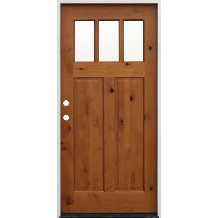 Beautiful Shop Entry Doors At Front Doors Lowes Canada Entry Doors Lowes Reviews Entryways Clear Glass Inswing Gen Alder Stained Woodprehung Entry Door houzz-03 Front Doors Lowes