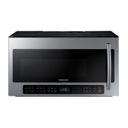 Small Crop Of Microwave Above Stove