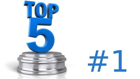 Top 5 gier