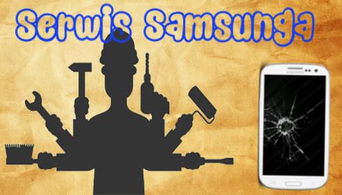 Jak sprawuje się serwis Samsunga?