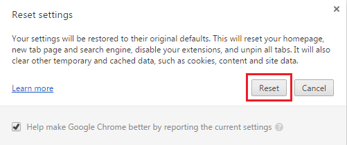 get rid of ads by Chrome pop up